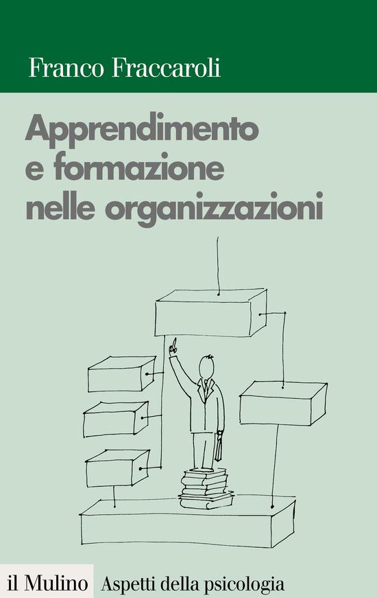 Copertina del libro Apprendimento e formazione nelle organizzazioni
