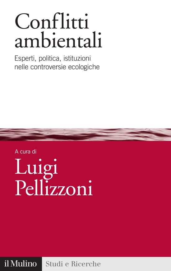 Copertina del libro Conflitti ambientali