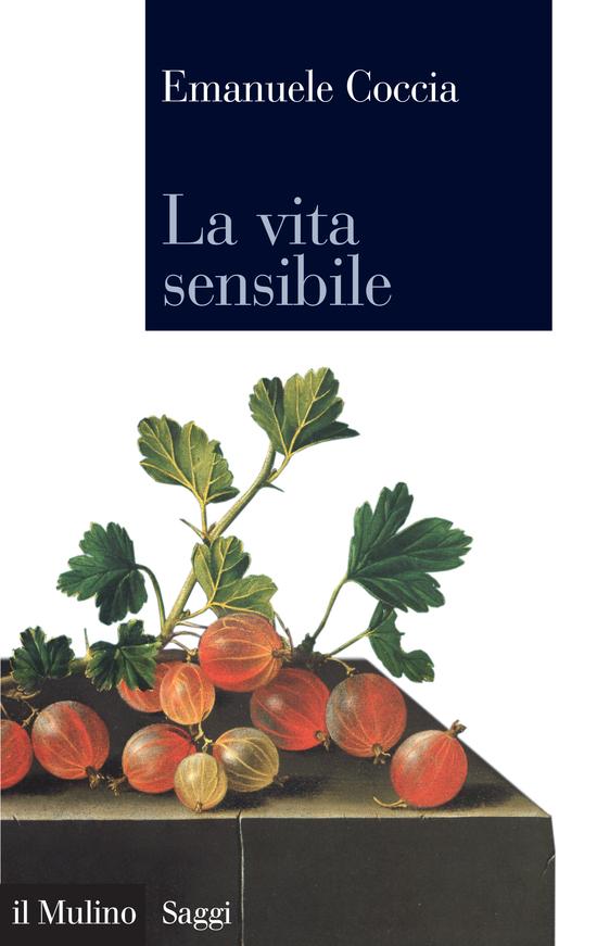 Copertina del libro La vita sensibile