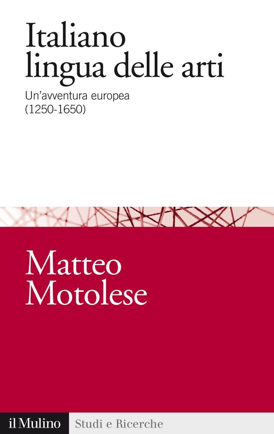 Copertina del libro Italiano lingua delle arti