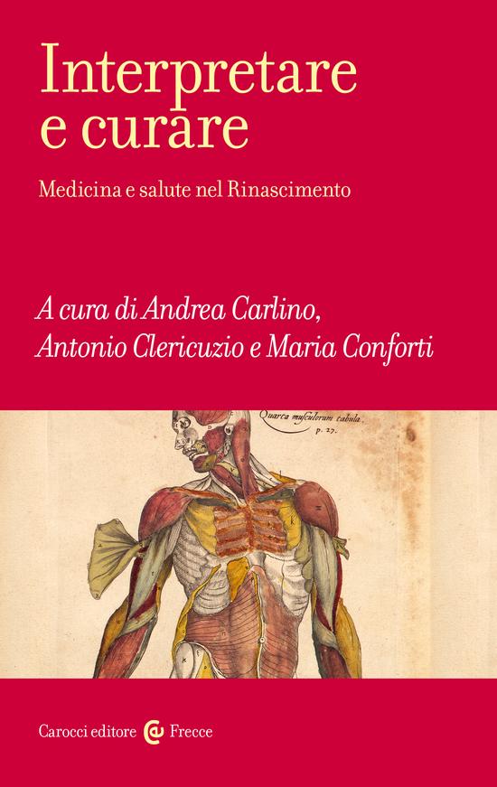 Copertina del libro Interpretare e curare