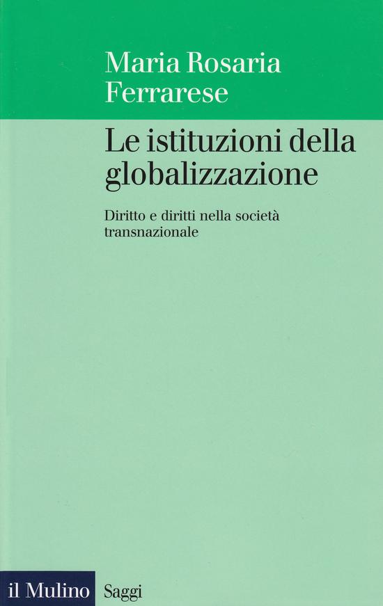 Le istituzioni della globalizzazione